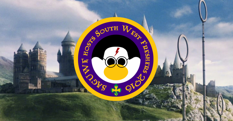 "SW Freshers - ""The Wizarding World of Woodhouse Park"""